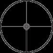 LEUPOLD VX-6 1-6X24MM CDS FireDot Circle Céltávcső (112319)