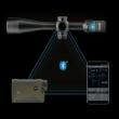 SIG SAUER COMBO KIT Sierra 3 BDX 4,5-14x50 céltávcső és KILO2200 távolságmérő