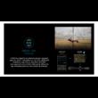 SIG SAUER COMBO KIT Sierra 3 BDX 6,5-20x52 céltávcső és KILO2400 távolságmérő