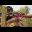 Taktikai Szerelék Weaver sínre / Warne  SKEL30TW   AR-15 30mm / 1 db-os  Fekete