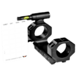 Precíziós Szerelék Picattiny sínre / Warne  Skyline 30mm / 1 db-os Matt  Középmagas/ 7814