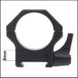 Oldható Gyűrűpár Picatinny  sínre /30mm /Középmagas / Contessa H 8mm