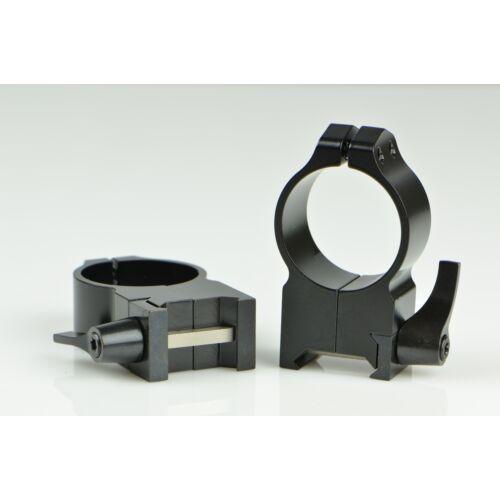 Oldható Gyűrűpár Weaver Sínre / Extra magas / 30mm/ WARNE MAXIMA 216LM