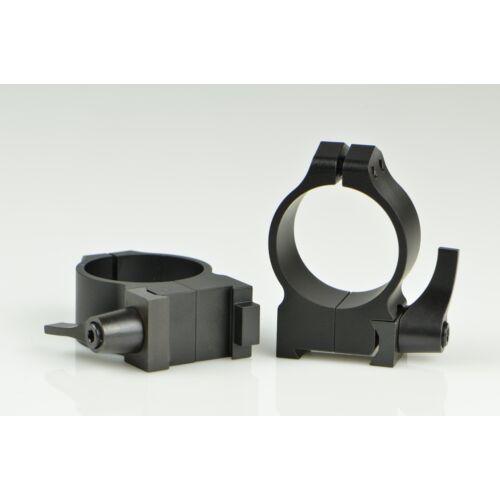 CZ 550 Gyors Oldású Gyűrűs szerelék / Középmagas / 30mm/ WARNE 14BLM