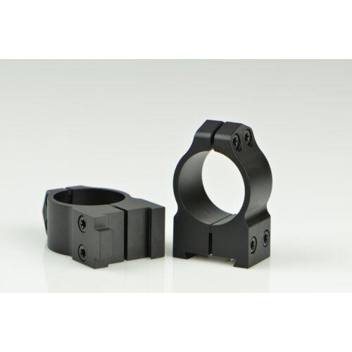 """CZ 550 Fix Gyűrűs szerelék / Középmagas / 1"""" / WARNE 1BM"""