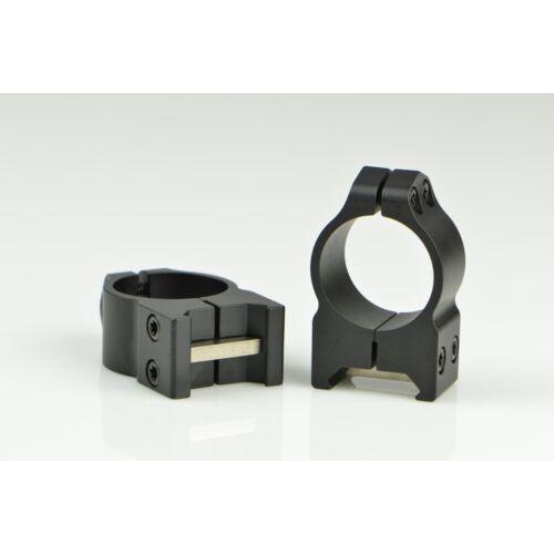 Fix Gyűrűpár Weaver Sínre / Középmagas / 25,4mm/ WARNE MAXIMA 201M