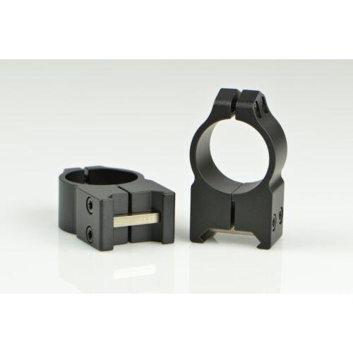 Fix Gyűrűpár Weaver Sínre / Magas / 25,4mm/ WARNE MAXIMA 202M