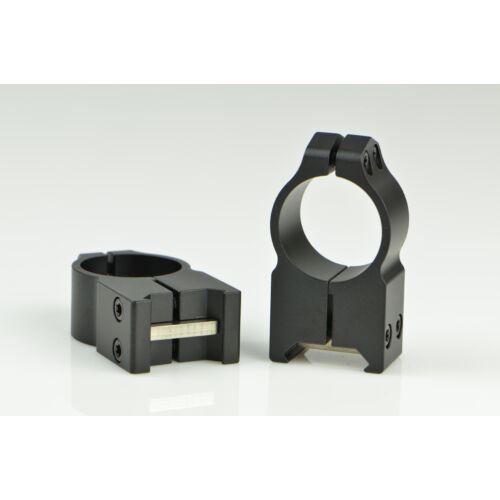 Fix Gyűrűpár Weaver Sínre / Extra Magas / 25,4mm/ WARNE MAXIMA 203M
