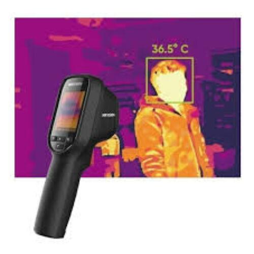 Testhőmérséklet mérő Hőkamera  HIKVISION 2TP31B-3AUF