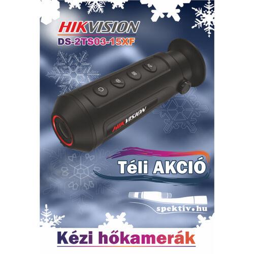 Kézi Hőkamera  HIKVISION 2TS03-15XF