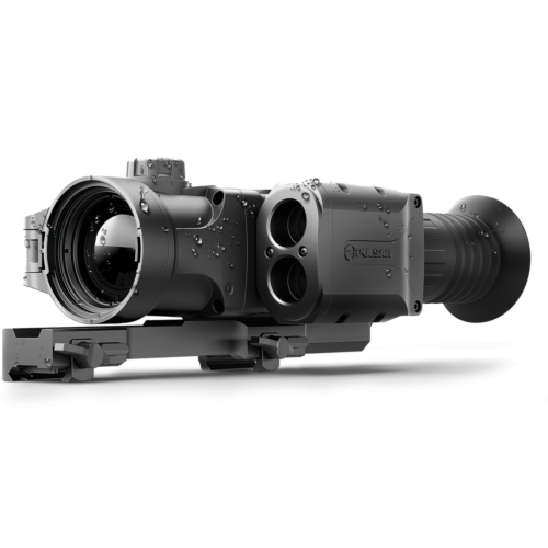 Pulsar Trail XQ 50 LRF Hőkamera céltávcső