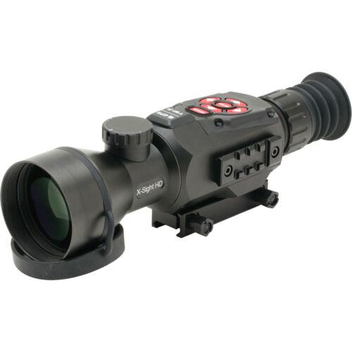 ATN X-Sight II Smart HD 5-25x digitális céltávcső