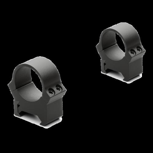 Fix Gyűrűpár Weaver Sínre / 25,4mm / alacsony Leupold PRW LOW ( 54144)