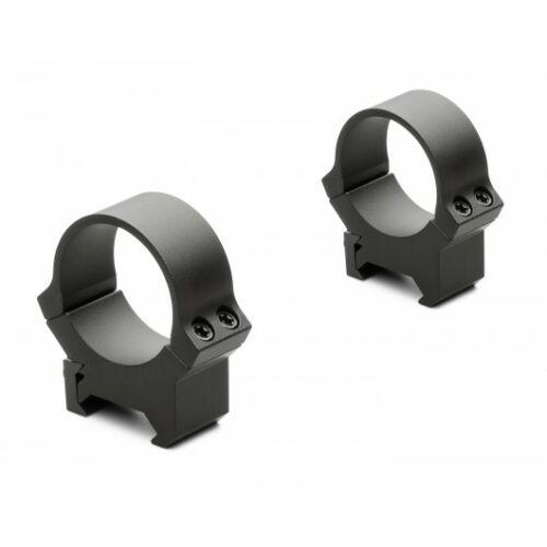 Fix Gyűrűpár Weaver Sínre / 30mm / középmagas Leupold PRW 30mm MEDIUM ( 54167)