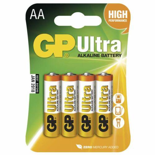 GP LR6 AA ultra alkáli elem (4db/bliszter)