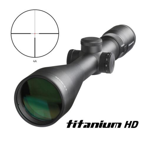 Delta Titanium 2,5-10x56 HD céltávcső