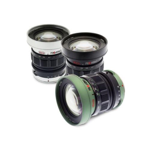 Kowa PROMINAR MFT Objektív 8,5mm F2.8