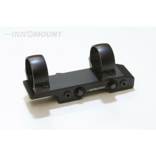 MERKEL KR1 / B3 / B4 Oldható 25,4mm Gyűrűs Szerelék / Innomount