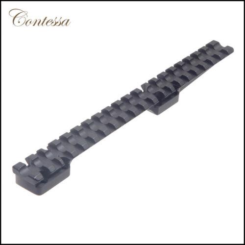 BROWNING X BOLT Long picatinny sínes szerelék HOSSZÍTOTT /Contessa PH44/NV/0
